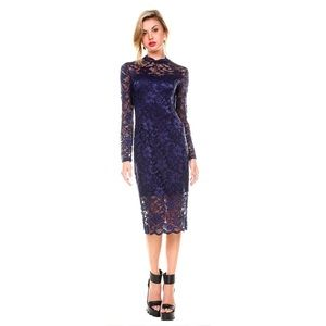 Dresses & Skirts - Lace cocktail dress